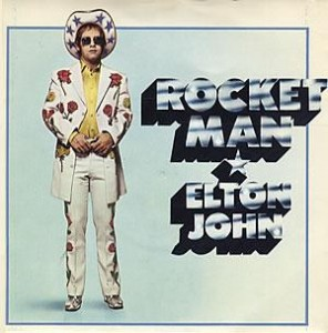 Rocket Man, 1972