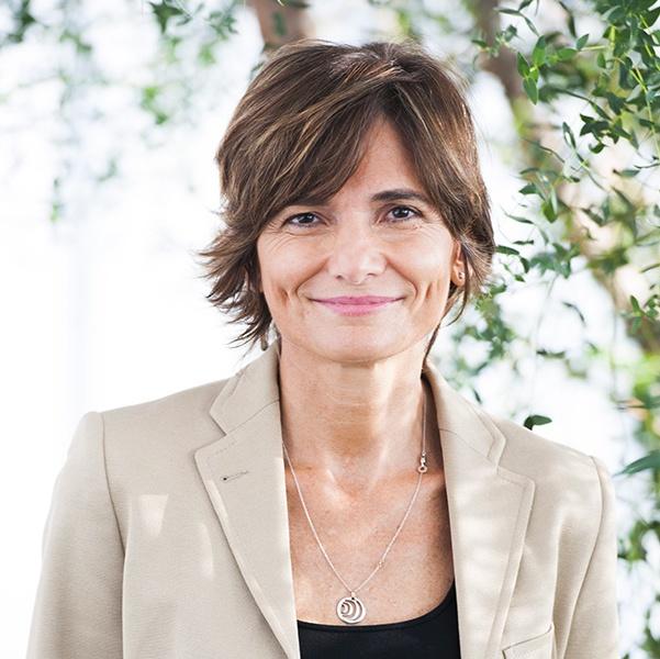 La prof.ssa Giovanna Palladino
