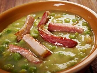 Erwtensoep pea soup -