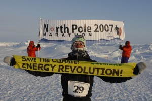 North Pole Marathon 2007