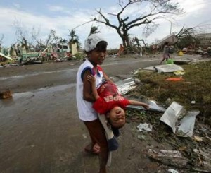 PHILIPPINES SUPER TYPHOON HAIYAN AFTERMATH