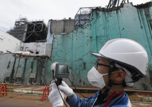 JAPAN-NUCLEAR-FUKUSHIMA-DISASTER