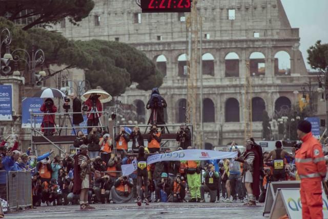Foto - Acea Run Rome The Marathon