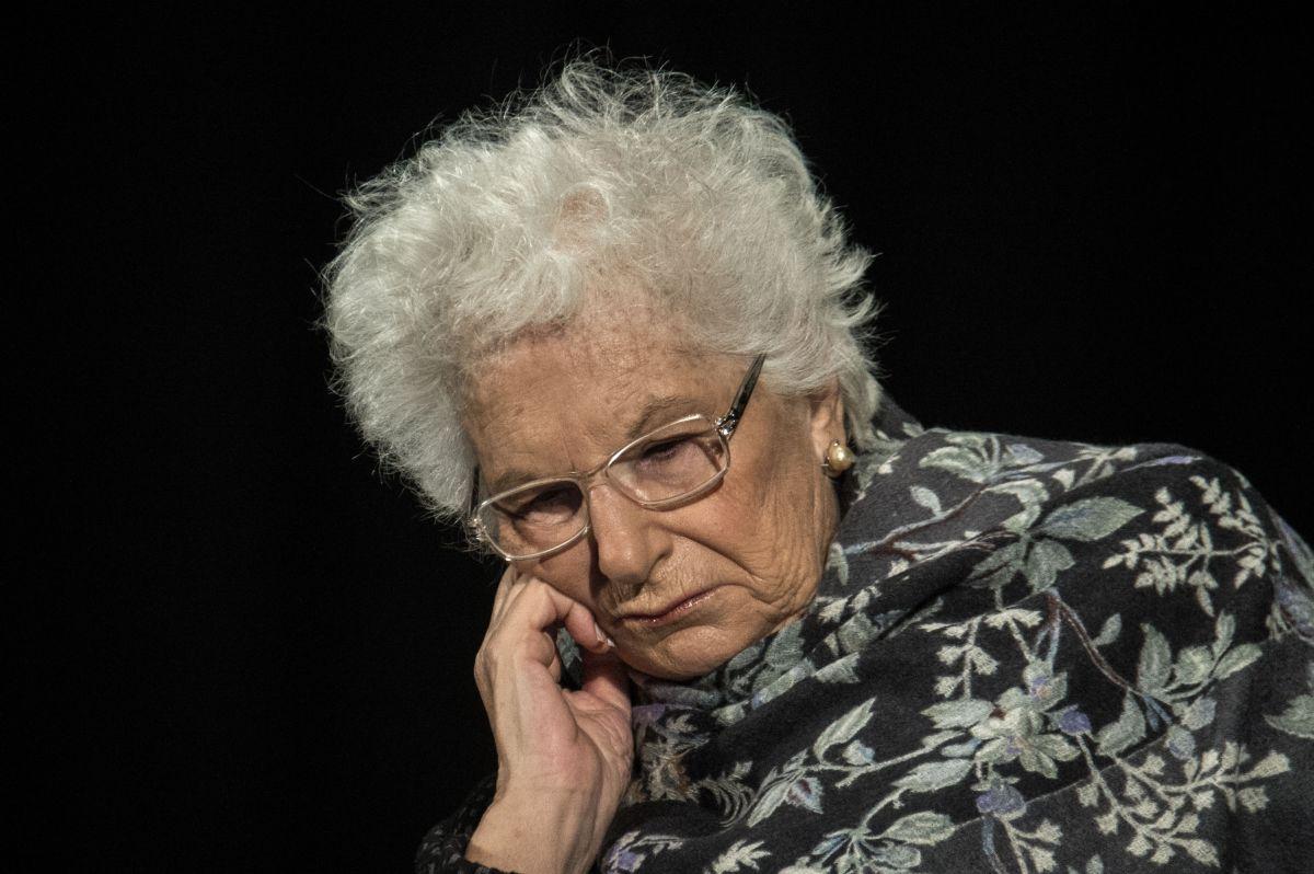Lilliana Segre all'EcoTeatro in Via Fazzan 11 L'etica e la responsabilità della memoria