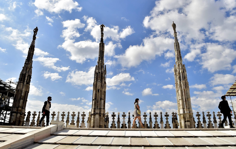 Coronavirus, Fase 2 riapertura della biglietteria per visitare il Museo del Duomo  e salire sulleTerrazze