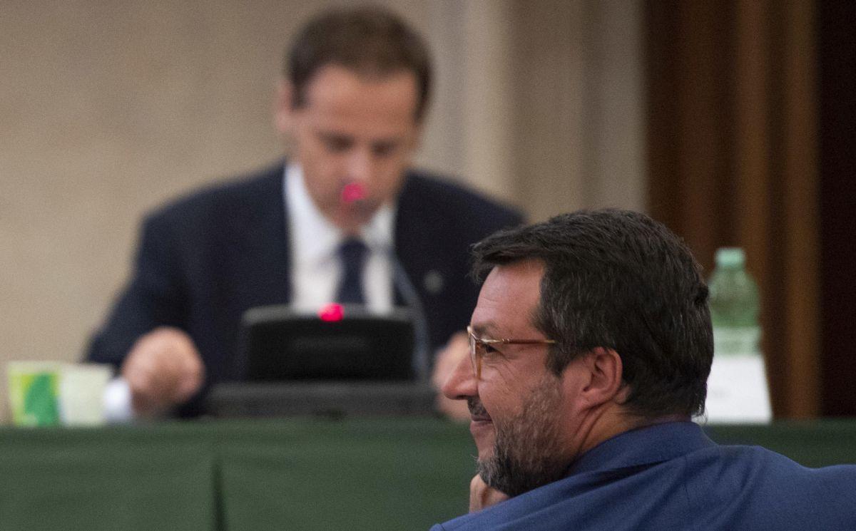 Salvini: Fontana accusato di aver ricevuto ereditˆ