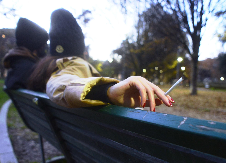 Milano, divieto di Fumo nei parchi, per lordinanza del comune di Milano