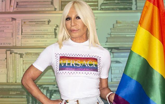 donatella-versace-world-pride-comunità-lgbt-collezione-inedita-ambasciatrice