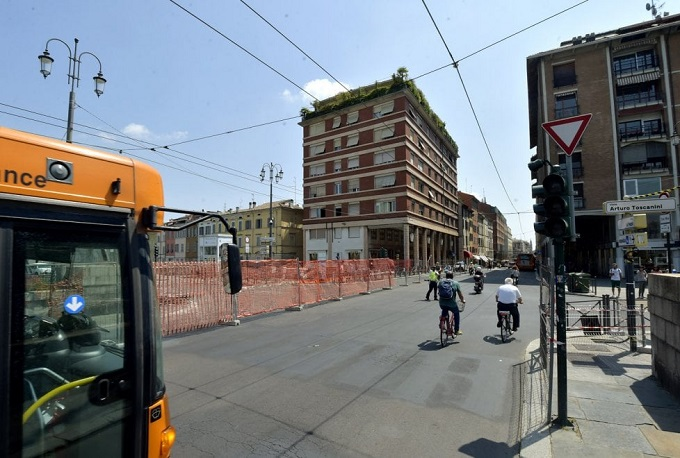 """Primo giorno di scuola e cantieri, Lavagetto: """"In via ..."""