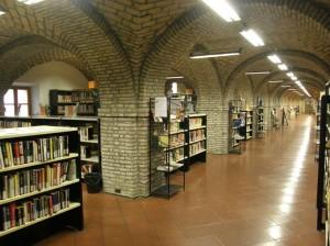 fotografia biblioteca civica