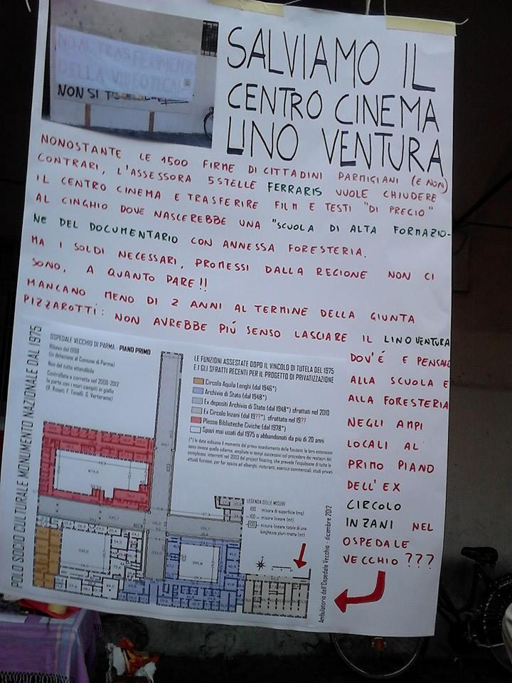 cartellone 2 centro cinema