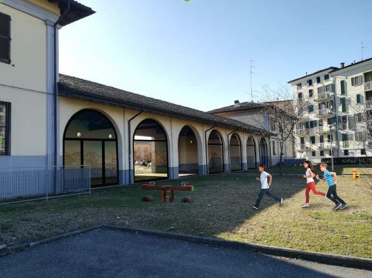 Centro Riuso Sicilia Rendering