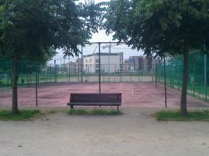 impianto sportivo p.le maestri