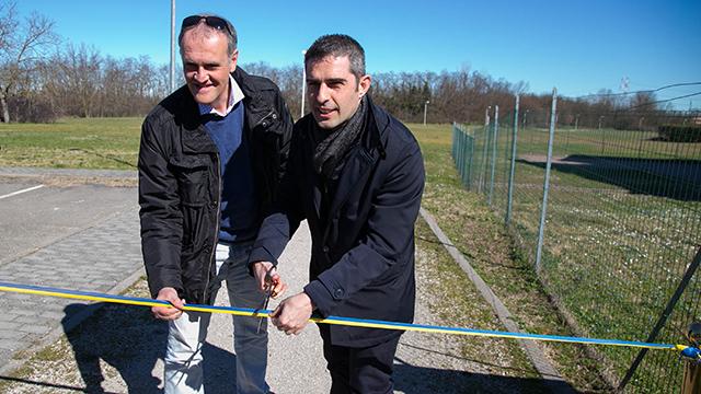 2017 03 01 Pizzarotti Folli inaug Ciclabile Gaione Campus-4
