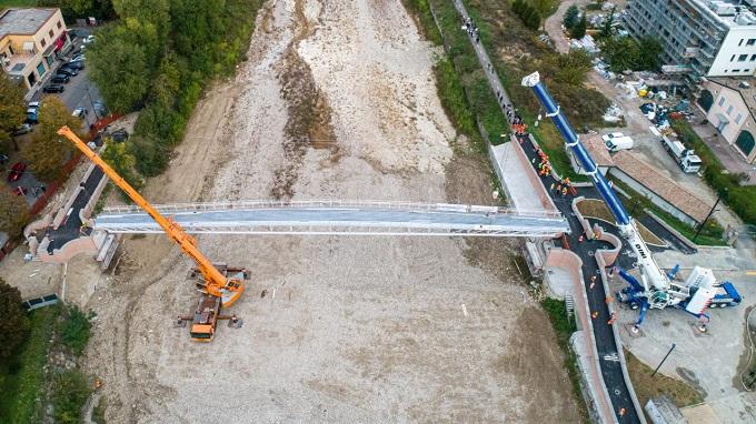 nuovo ponte Navetta