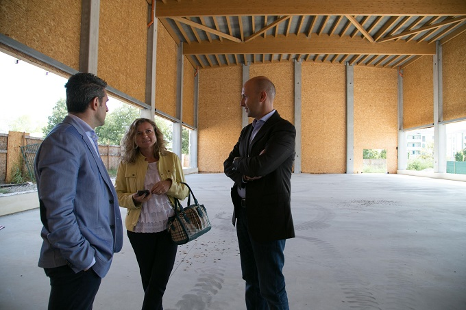2017-09-12-Pizzarotti-Seletti-Alinovi-sopralluogo-Scuola-Anna-Frank-2