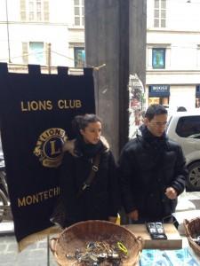 lions club montechiarugolo raccilta occhiali usati