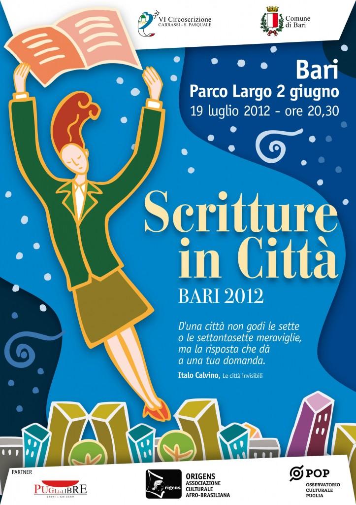 Scritture in città 2012