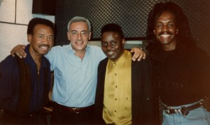 Earth Wind & Fire & Massimo Oldani