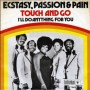 Ecstasy Passion & Pain - Touch And Go
