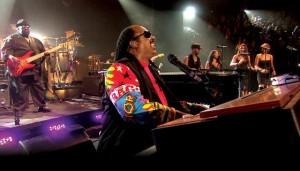 Live Stevie Wonder