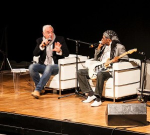 nile rodgers massimo oldani answer