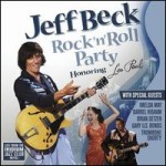 JEFF BECK - TWENTY FLIGHT ROCK