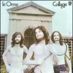 LE ORME - ALBUM COLLAGE