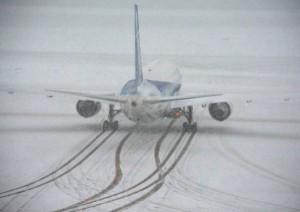 JAPAN-WEATHER-SNOW