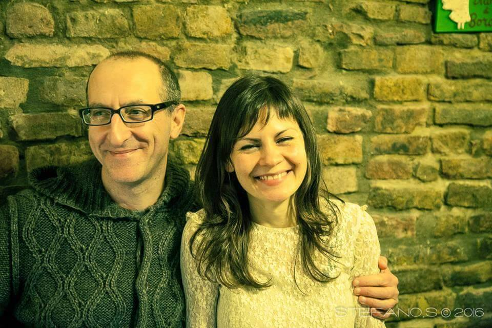 Antonello Saiz e Alice Pisu