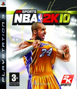 NBA 2K10 PS3 FOB ITA