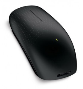 Touch Mouse_Blk_ATop_FY11
