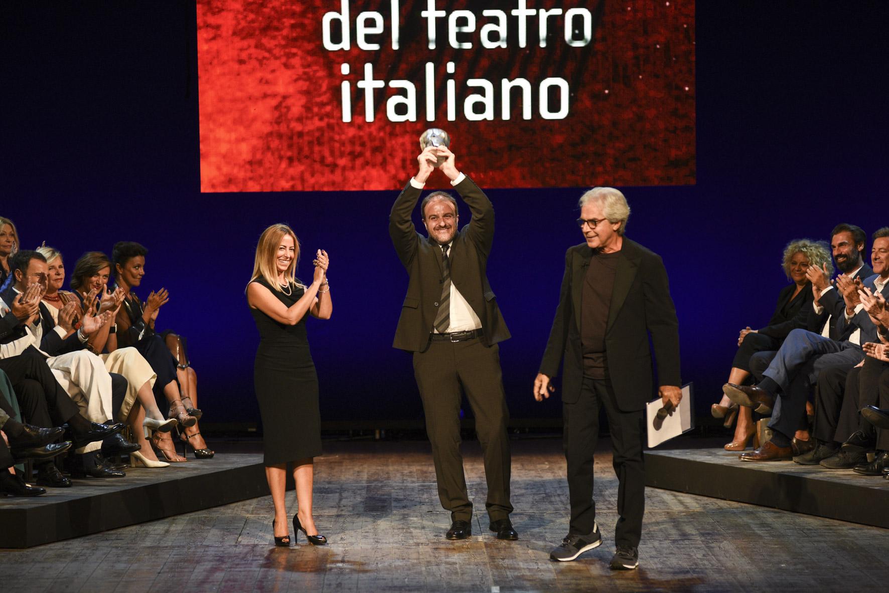 Premio Maschere 2016_Filippo Dini_Miglior Regia
