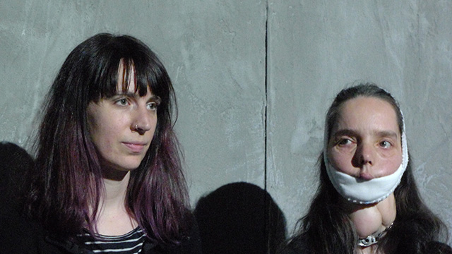 Elena Sorbi e Monica Barone - foto di Maria Federica Maestri