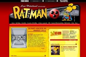 Sito Ufficiale Rat-Man