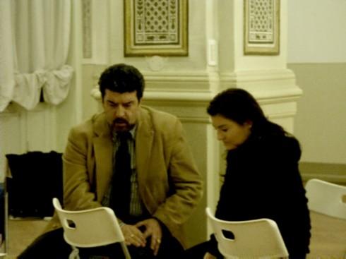 Roberto Servile e Scilla Cristiano