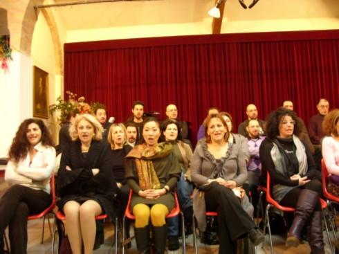Il coro del Regio a Parma Lirica