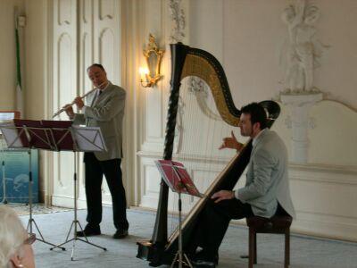 Giovanni Mareggini e Davide Burani