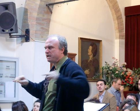 Martino Faggiani Maestro del Coro del Teatro Regio