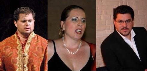 Celso Albelo, Virginia Wagner, Luca Salsi