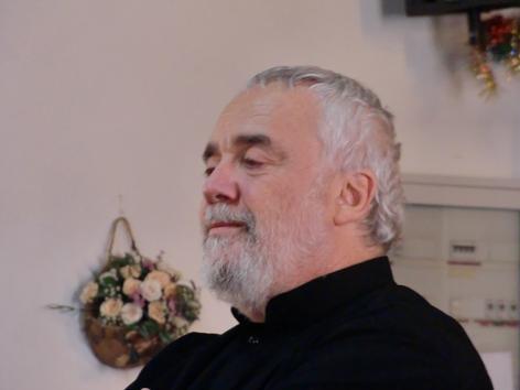 Il maestro Gianluigi Gelmetti