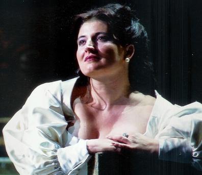 Il soprano Dimitra Theodossiou