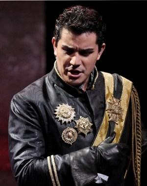 Il tenore Saimir Pirgu