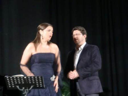 Virginia Tola e Luca Salsi