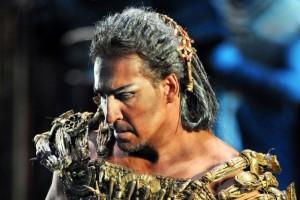 Alberto Gazale - Amonasro - Teatro Regio di Parma 2012