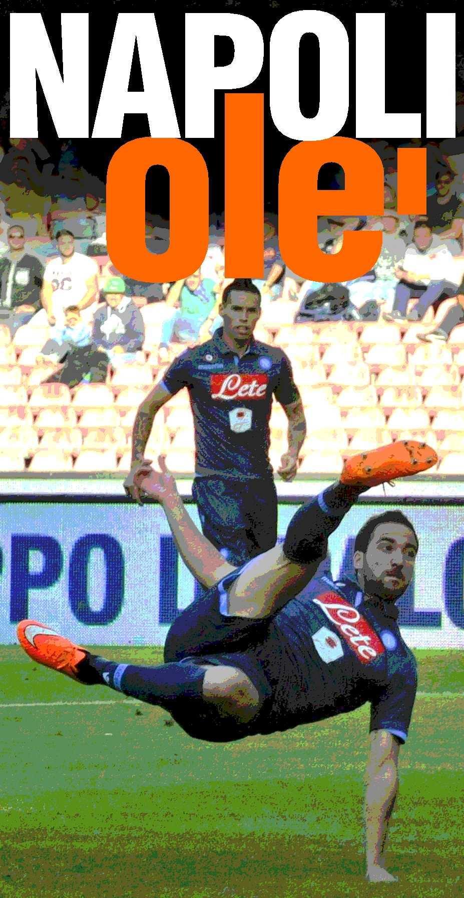 E lo scudetto non sarà solo un duello Juve-Roma. 235 commenti. Soccer   Serie A  Napoli-Roma 2f82a7e114d8