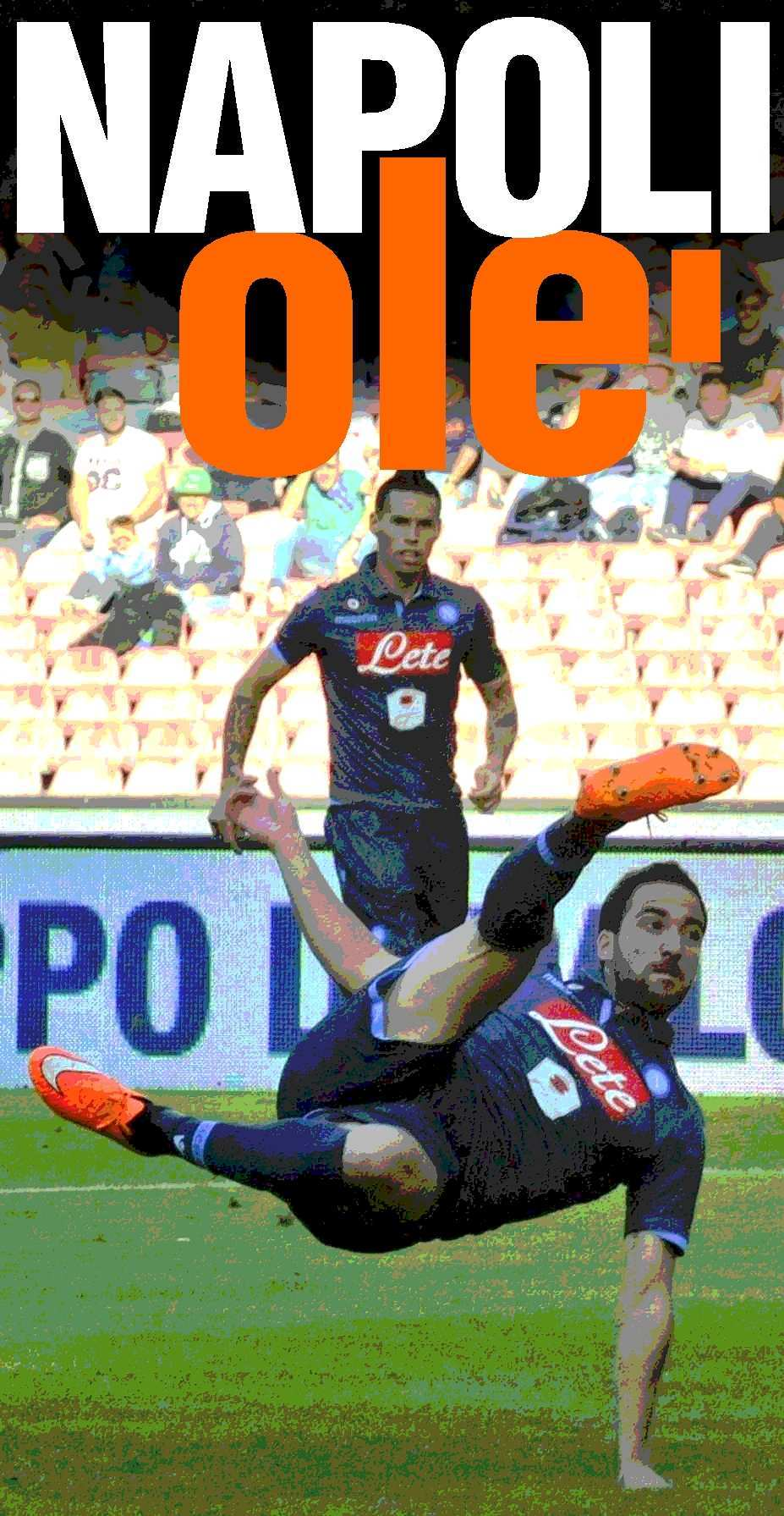 Soccer; Serie A; Napoli-Roma