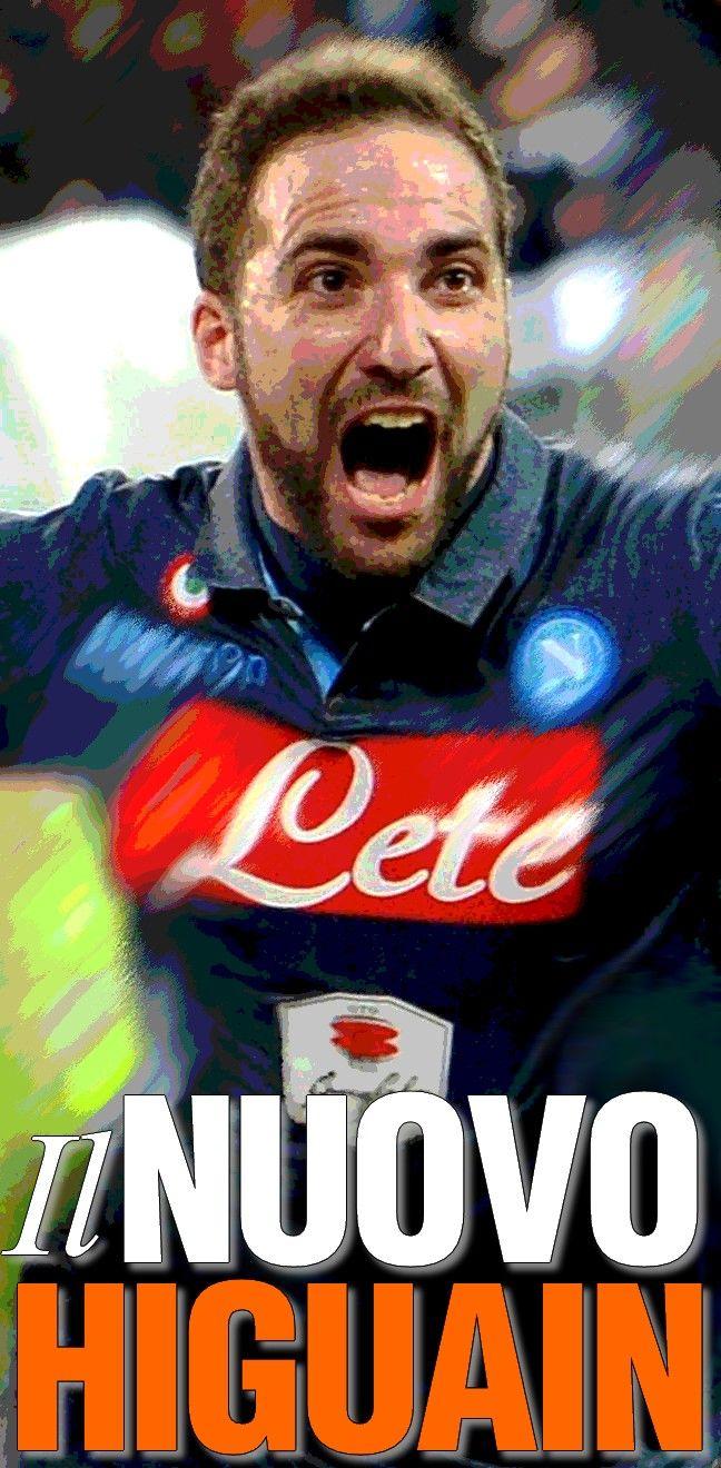 Il Napoli fa festa con Higuain (un giocatore trasformato) 23cc02a8687f