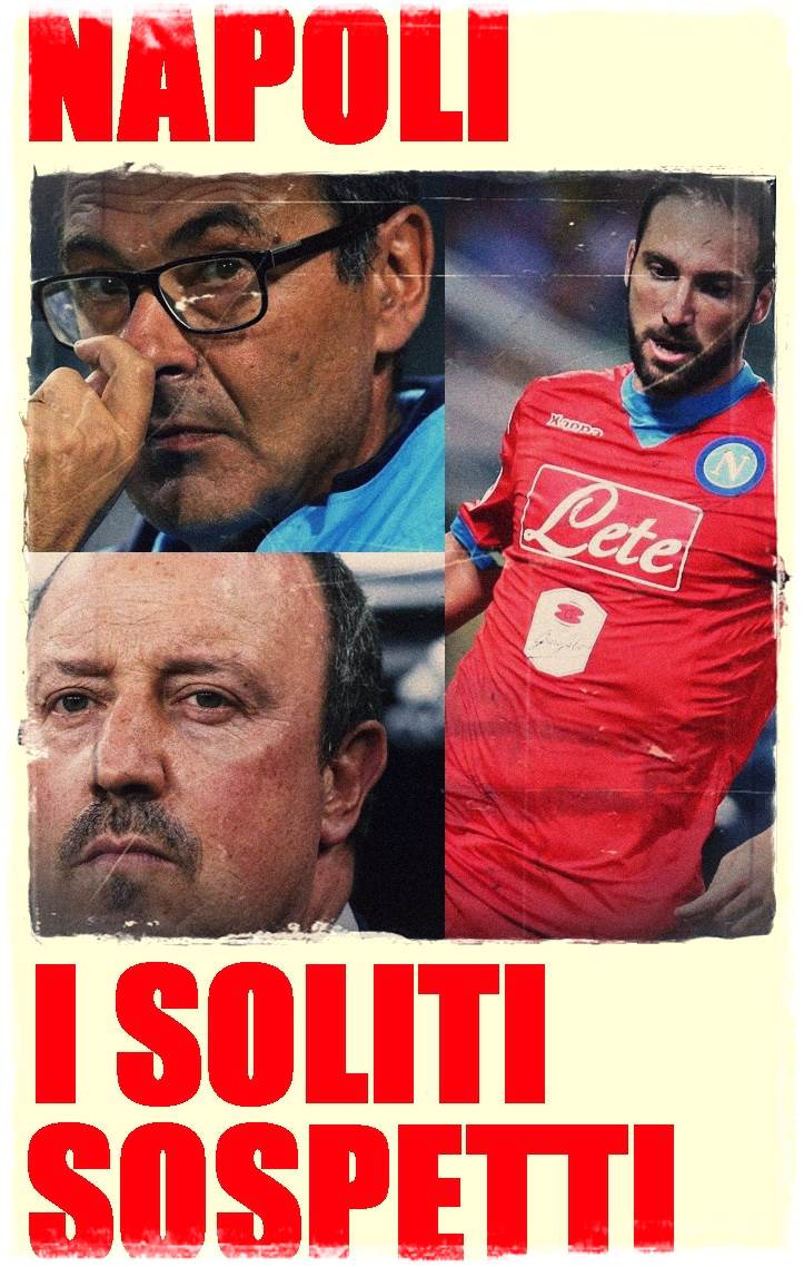 4b4a42322 Perché il Napoli passa dal Benitez International al Sarri