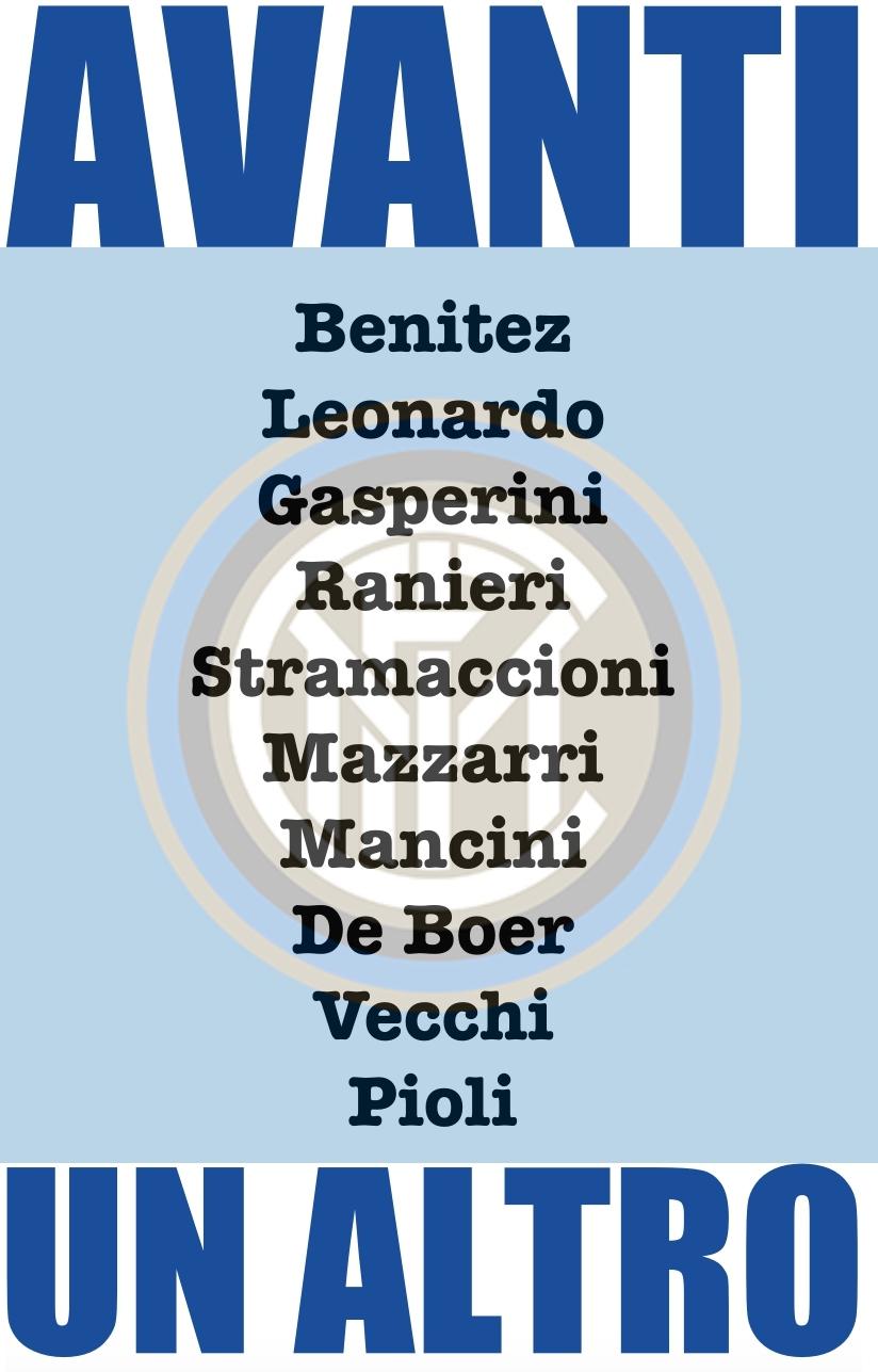 L Inter Non Ha Mai Trovato Il Vero Successore Di Mourinho E